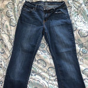 Old Navy Bootcut Jeans Size 8S